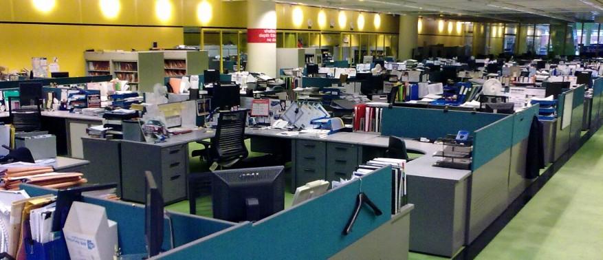 Wyposażenie biura - słówka niemieckie