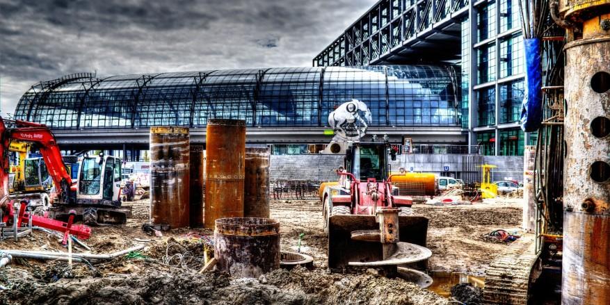 Niemiecki na budowie - narzędzia budowlane