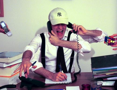 Rozmowy telefoniczne w biznesie – podstawowe zwroty