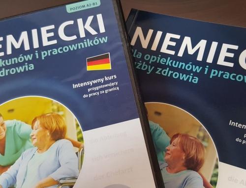 Niemiecki dla opiekunów i pracowników służby zdrowia – wyniki konkursu