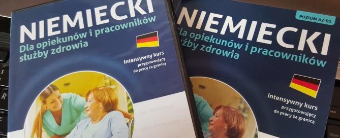 Niemiecki dla opiekunów i pracowników służby zdrowia