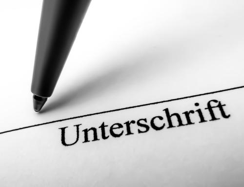 Niemiecka umowa najmu mieszkania (cz. I)